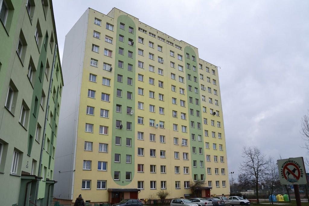 Budynek przy Jana Pawła II w Bolesławcu