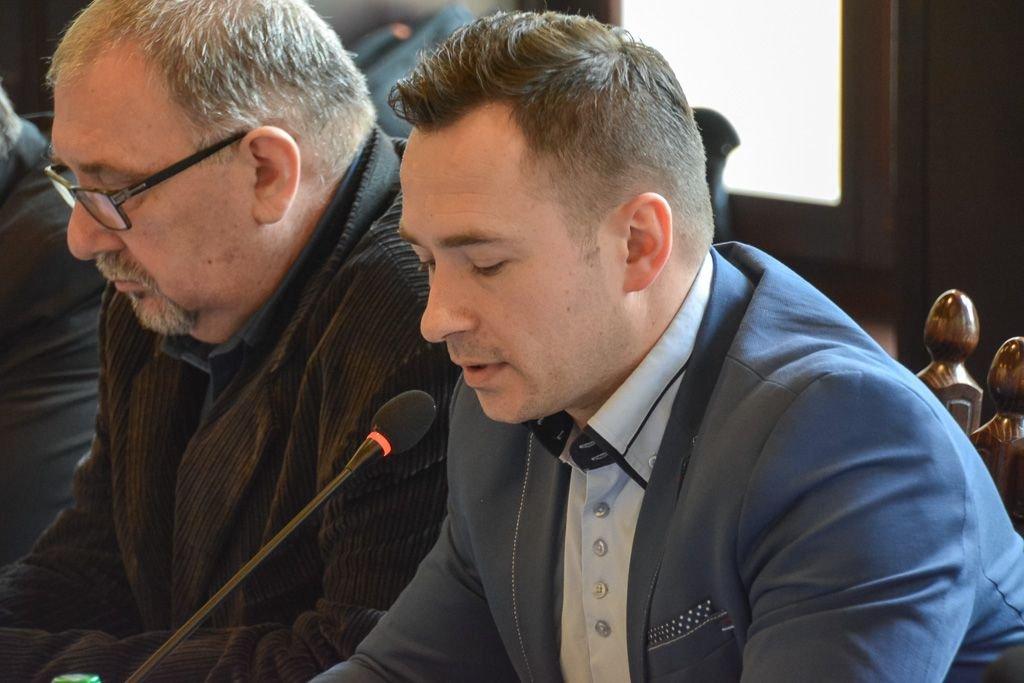 Mirosław Sołtyszewski i Łukasz Jaźwiec