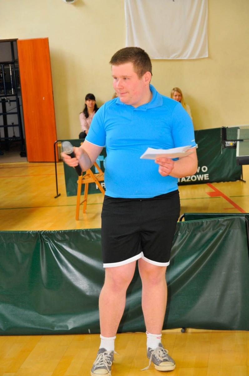 Dolnośląski Turniej Tenisa Stołowego Olimpiad Specjalnych