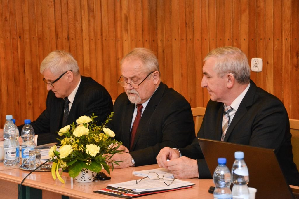 Jan Kozak, Karol Stasik i Michał Bojanowski