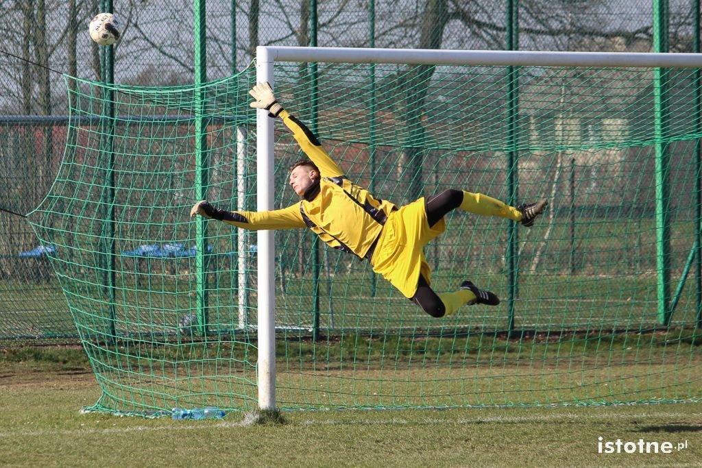 GKS Warta Bolesławiecka pokonała Twardego Świętoszów 1:0