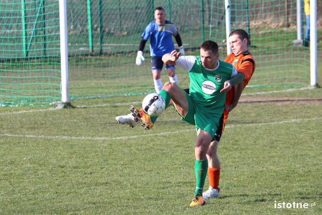Krzysztof Kaliciak - grający trener GKS Warta Bolesławiecka