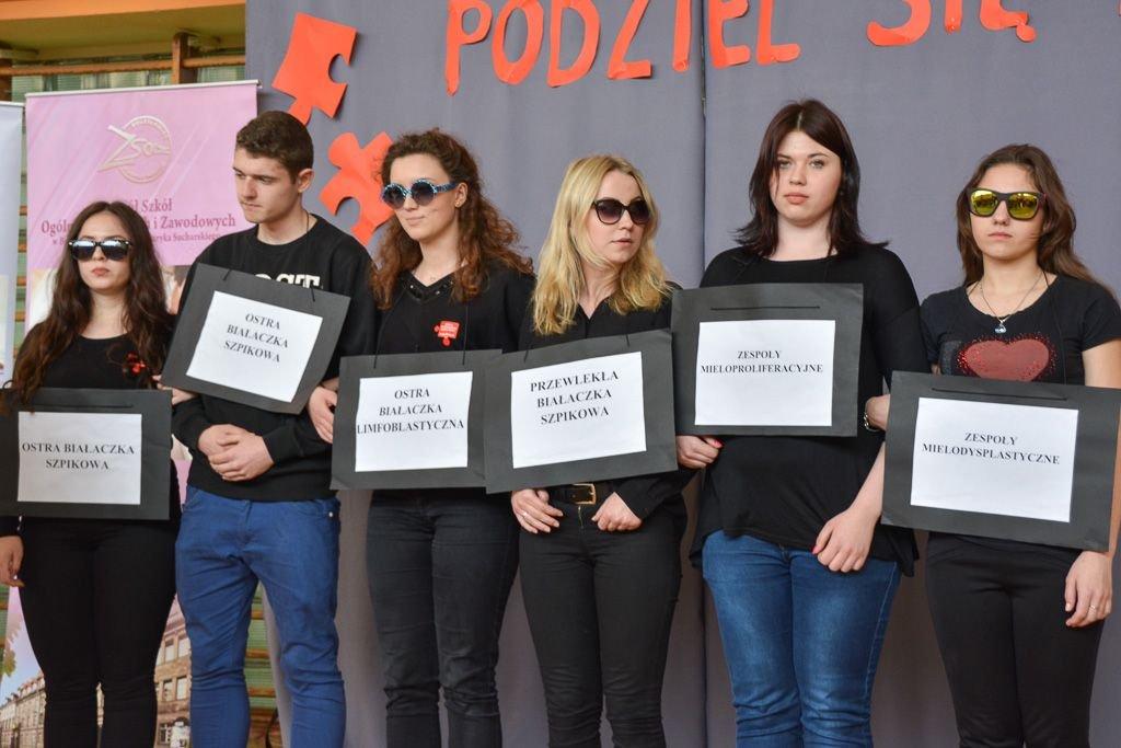 Ruszyła kolejna edycja Szpikolady, akcji ZSOiZ