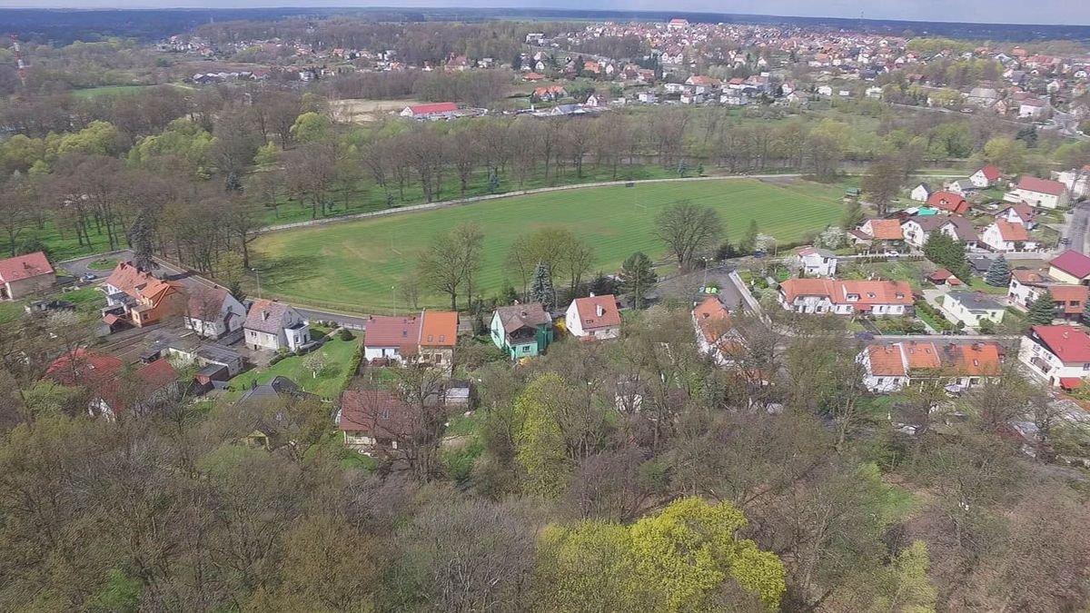 Obszar do rewitalizacji na terenie Bolesławca