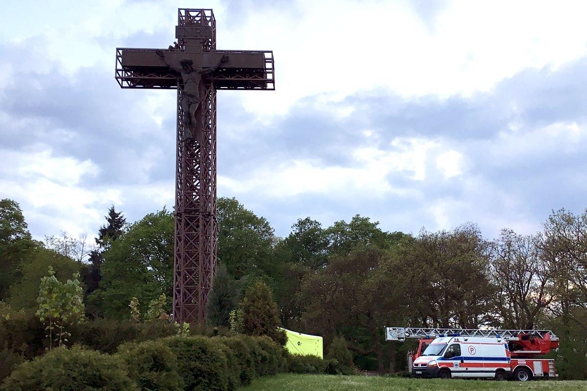 Desperat znowu na Krzyżu Milenijnym