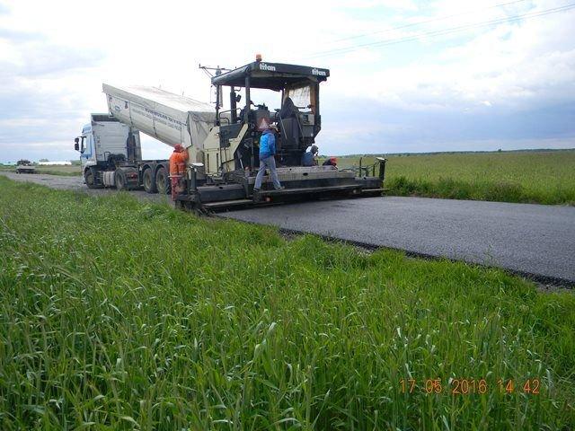Trwa przebudowa drogi Różyniec–skrzyżowanie A4