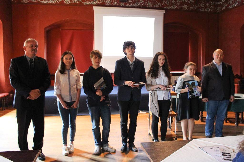 Turniej Wiedzy o Sztuce Kliczków 2016 Gimnazja