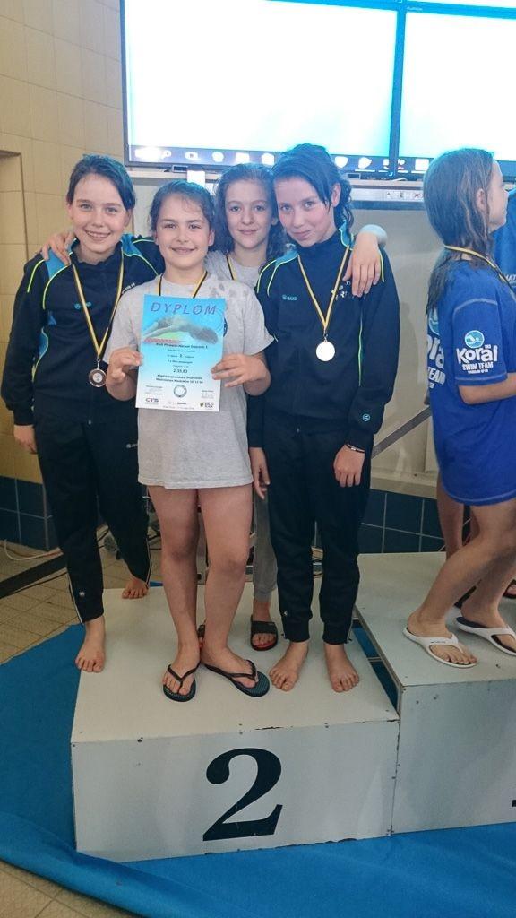 Kolejne sukcesy pływaków Harpuna z-index: 0