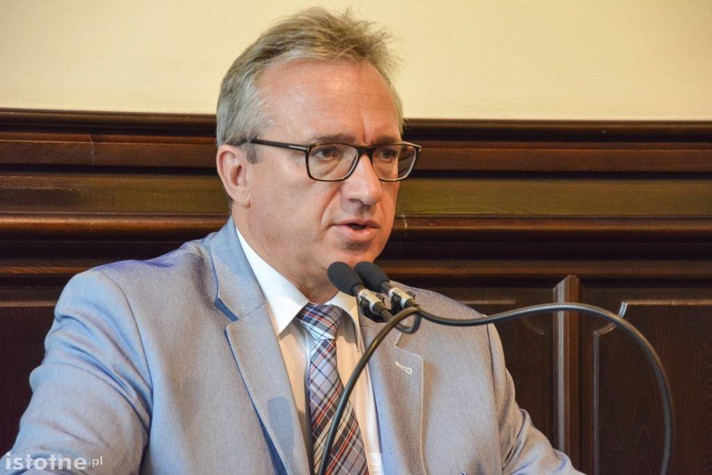 Prezydent Piotr Roman