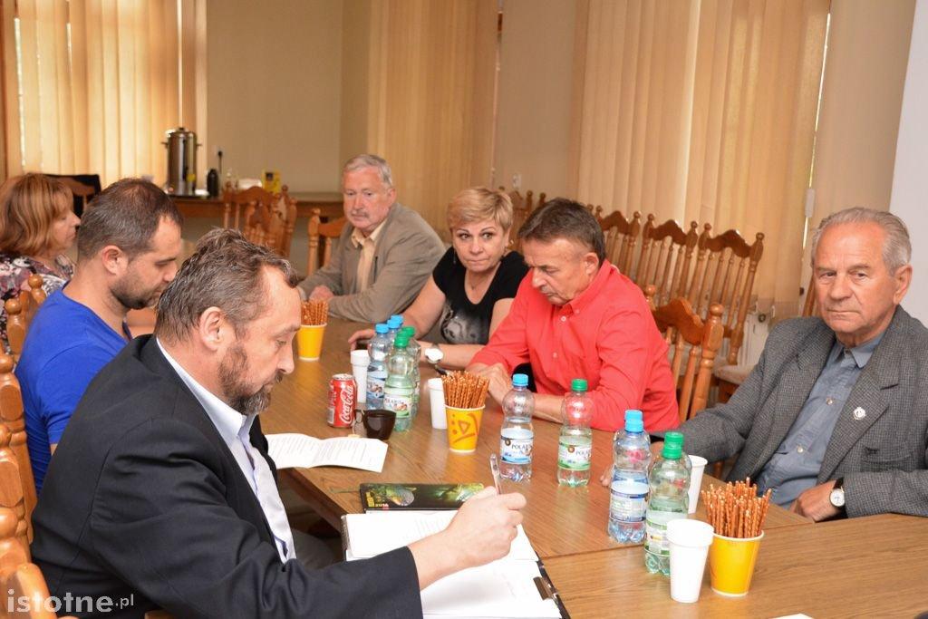 Małgorzata Sekuła-Szmajdzińska w Bolesławcu
