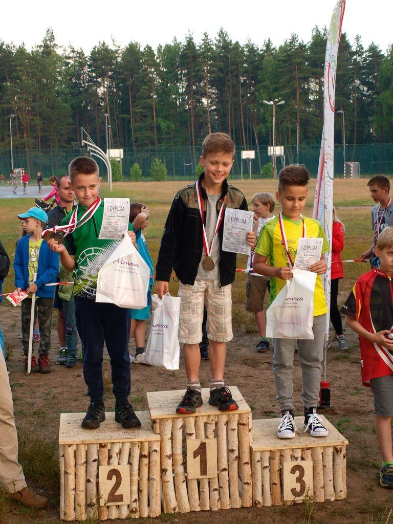 Zawodnicy Orientpark.pl Iwiny wśród najlepszych w Polsce