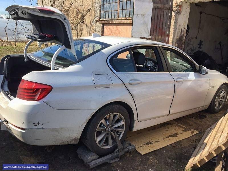 Kradli luksusowe auta, ich łupem padło co najmniej 60