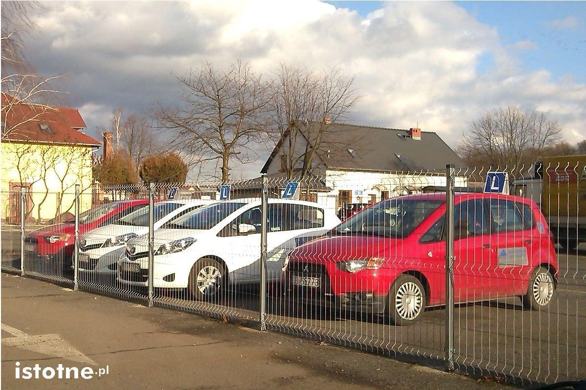 Samochody do przeprowadzania egazaminu z nauki jazdy
