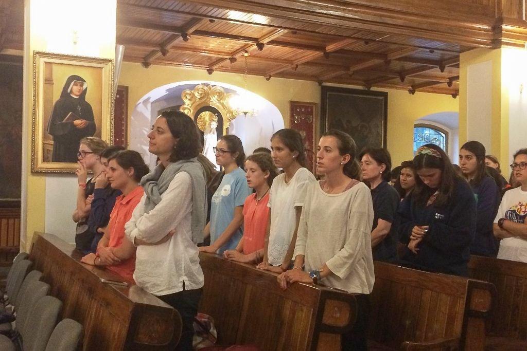 Światowe Dni Młodzieży: Pielgrzymi w Bolesławcu