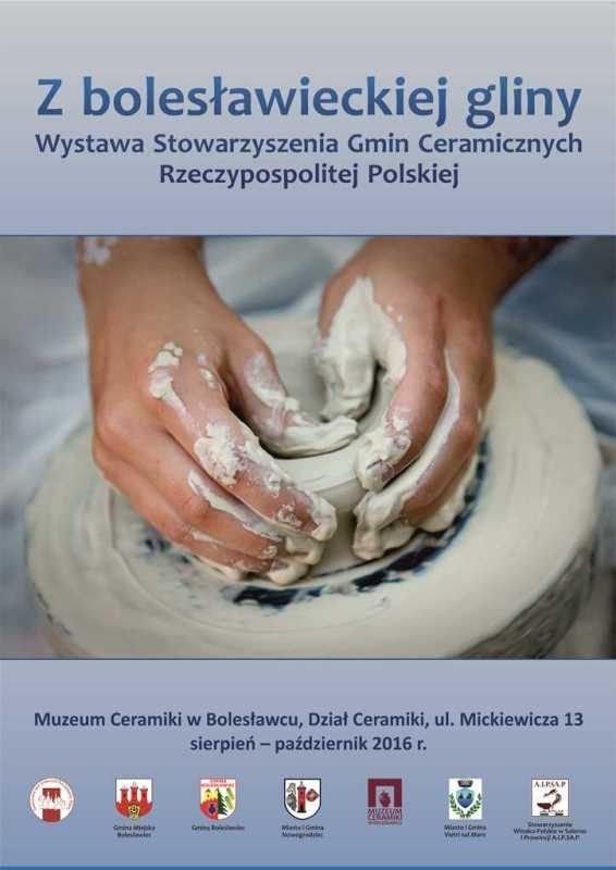 Warsztaty w Muzeum Ceramiki podczas 22.Bolesławieckiego Święta Ceramiki