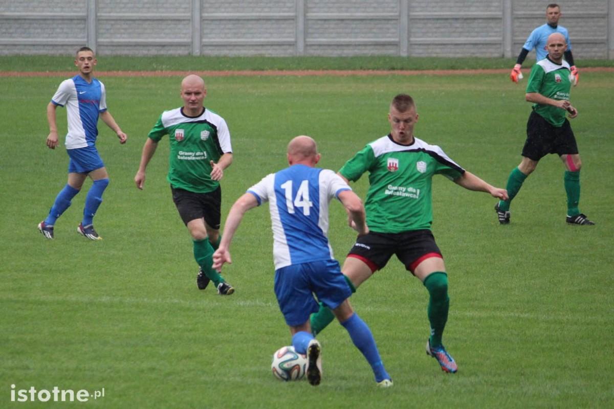 12 goli na meczu w Węglińcu