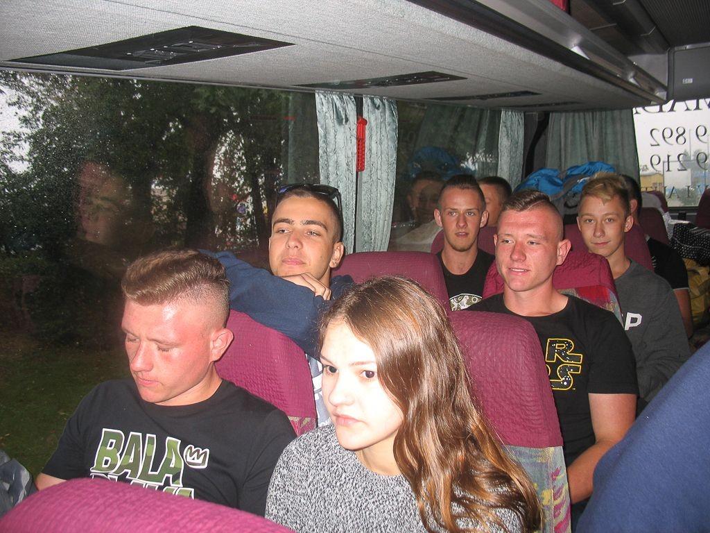 """Uczniowie """"Budowlanki"""" na stażu w Lipsku"""