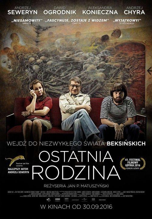 Plakat filmu Ostatnia Rodzina