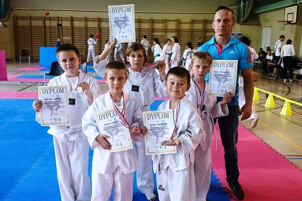 Taekwondocy