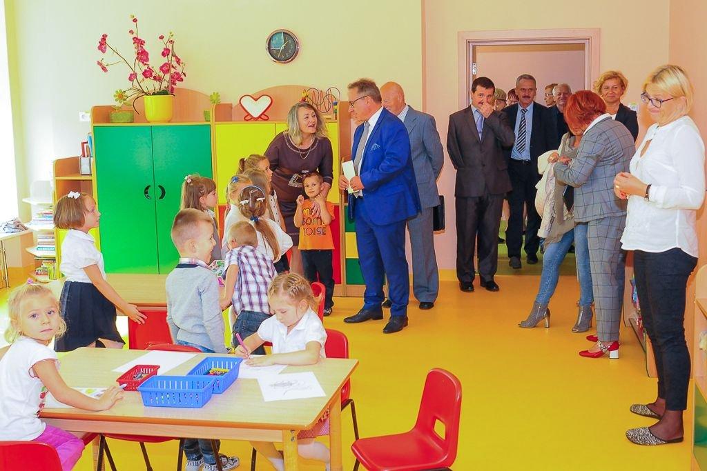 600 tys. zł na remont przedszkola. Maluchy w nowych wnętrzach