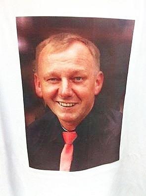 Koszulka z wizerunkiem Janusza Kreta