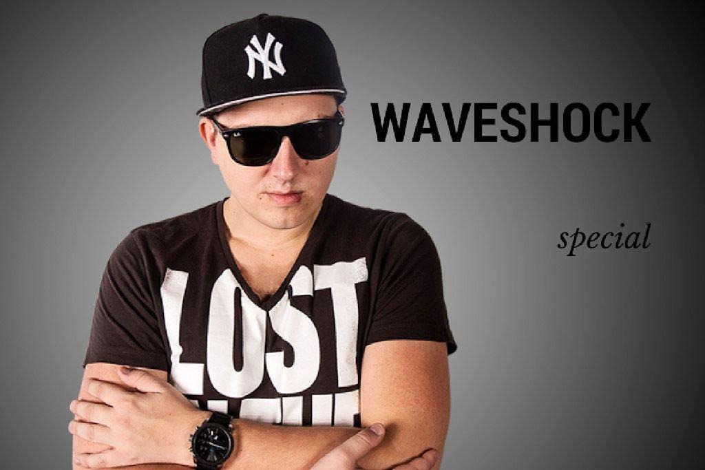 Dominik Małolepszy DJ Waveshock