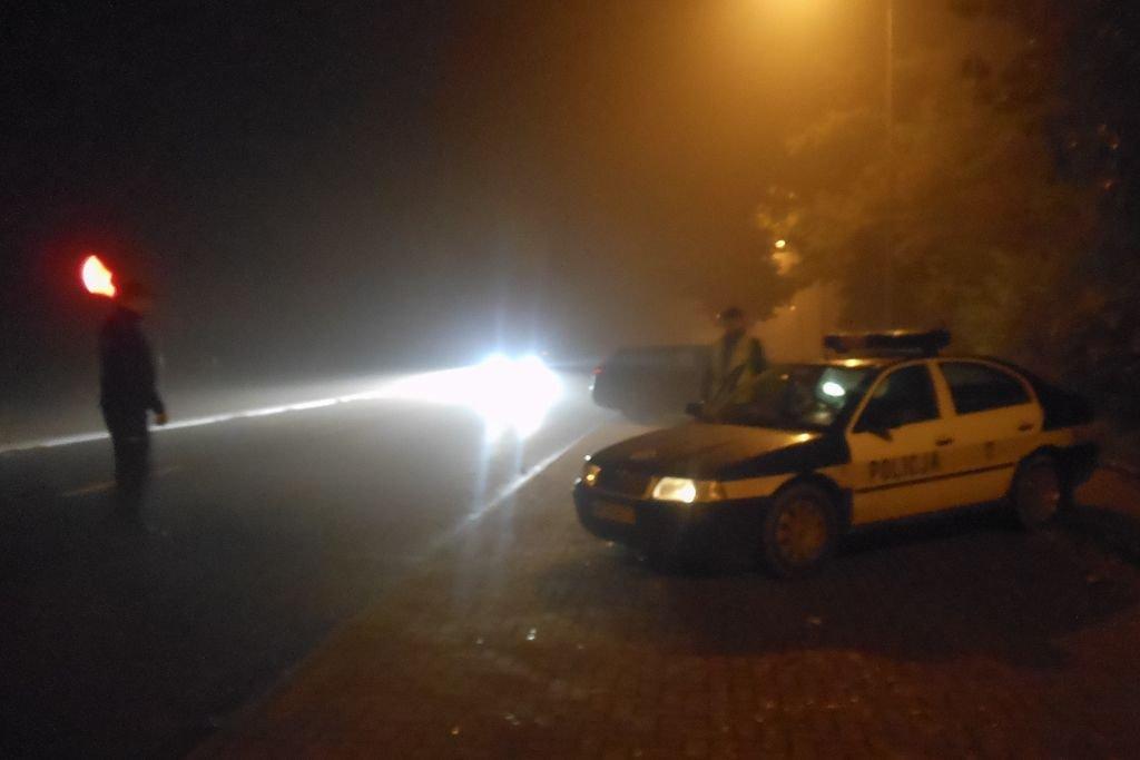 Wzmożone kontrole policji w pobliżu klubów nocnych