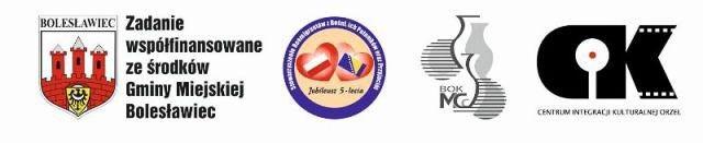 Logo BOK-MCC CIK Orzeł, UM i Stowarzyszenie