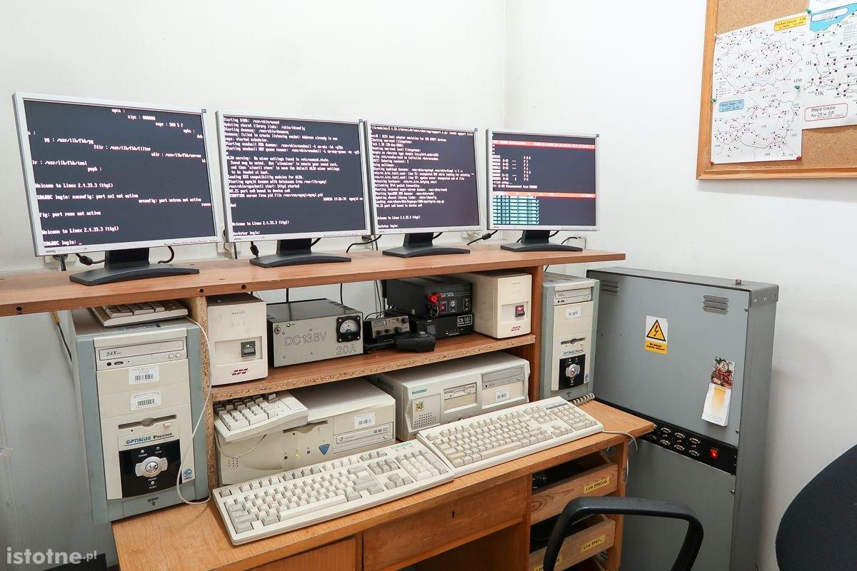 Bolesławiecki węzeł łączności cyfrowej na falach krótkich