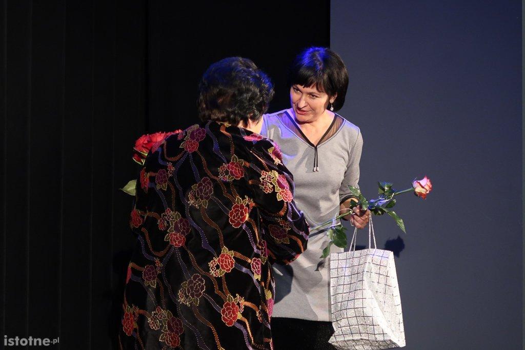 Uroczystość wręczenia medalu Gloria Artis Krystynie Gay-Kutschenreiter z-index: 0