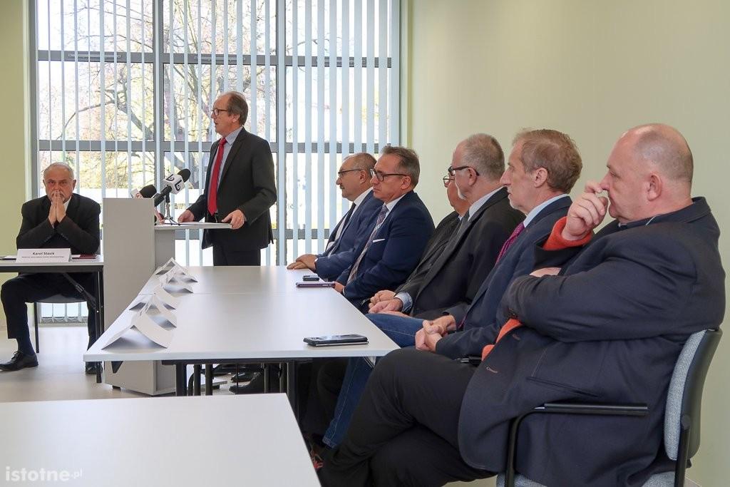 Spotkanie członków nowej koalicji w powiecie bolesławieckim