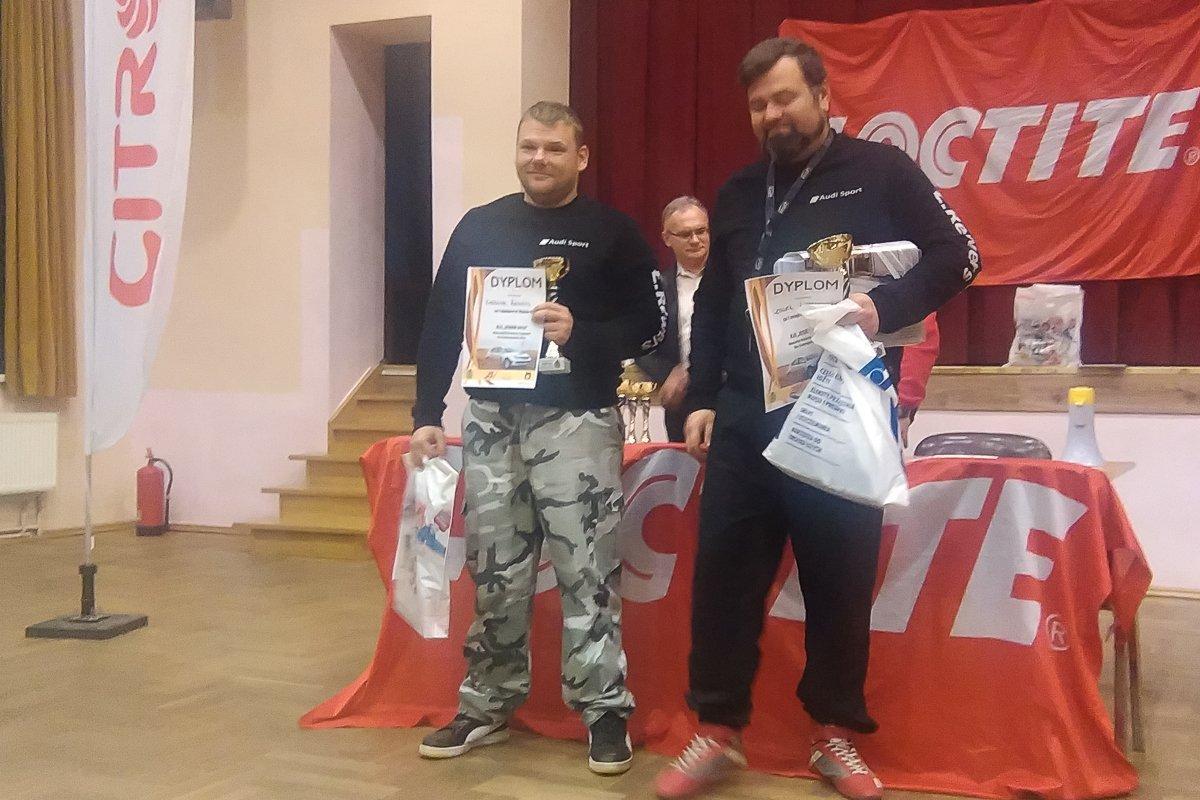 BC Rally Team: Łukasz Rewers i Leszek Latarowski