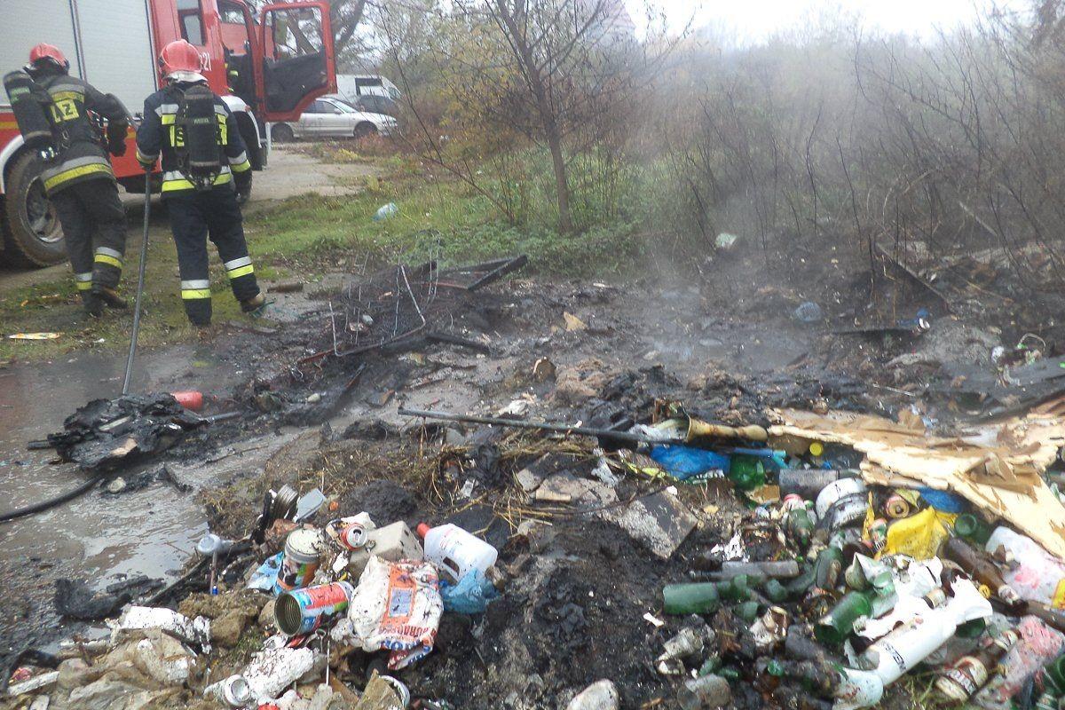 Ukarani za spalanie niebezpiecznych odpadów