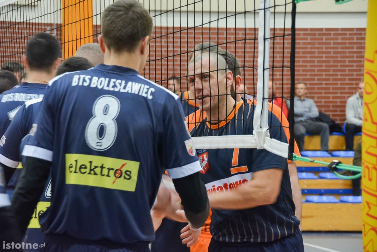 BTS Elektros Bolesławiec vs MKS Olavia Oława 0:3