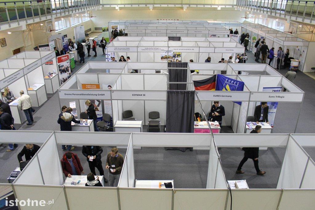 Euroregionalne targi pracy w I LO
