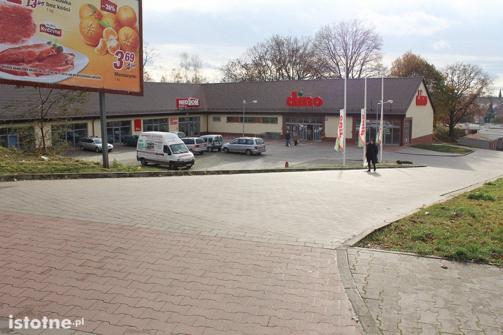 Market Dino w Bolesławcu
