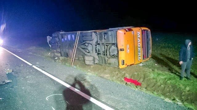 Tragedia na krajowej piątce: kierująca BMW zginęła na miejscu, trzy osoby ranne