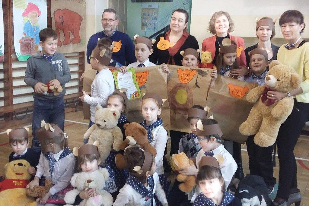 Dzień Misia w Szkole Podstawowej nr 2
