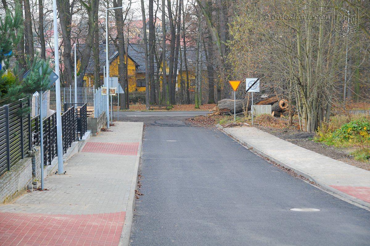 Powstają nowe drogi w Bolesławcu