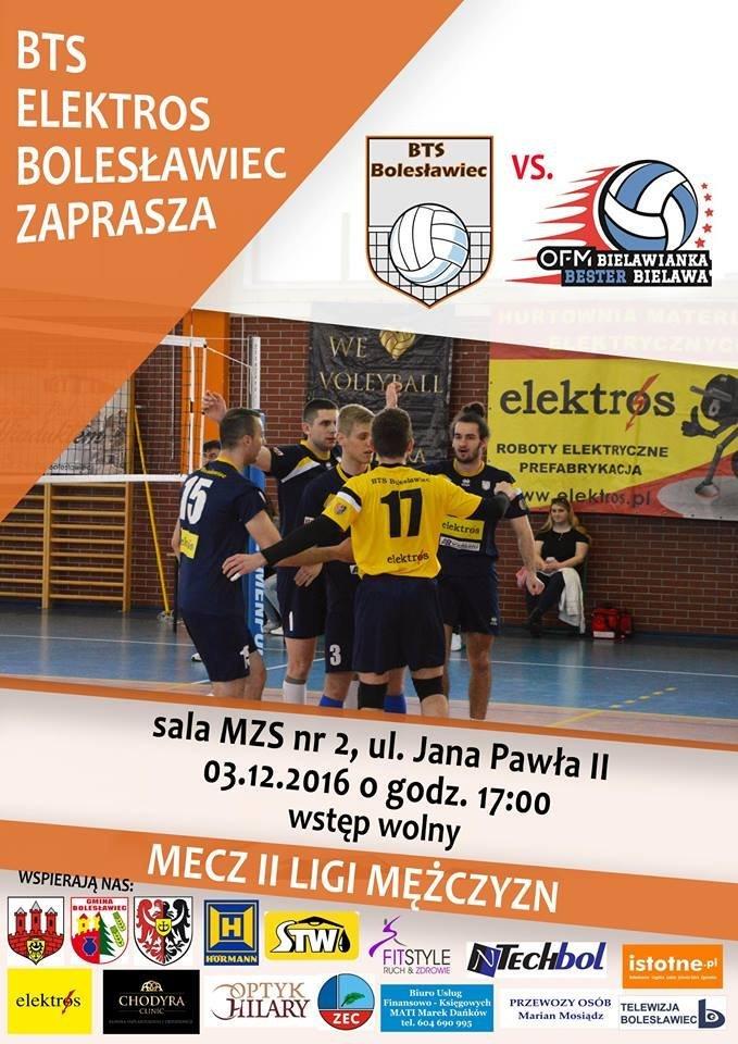 BTS Elektros Bolesławiec vs Bielawianka Bielawa