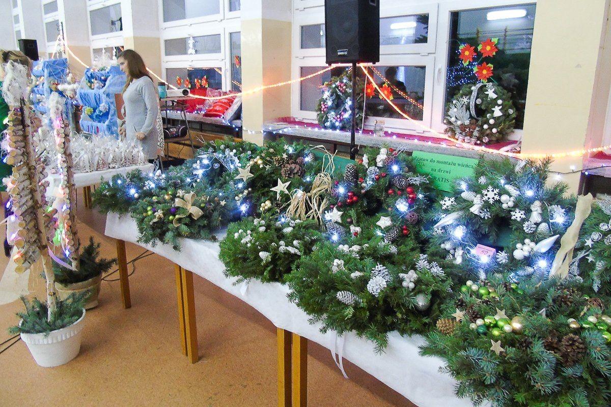 Świąteczne tradycje w szkole w Ocicach