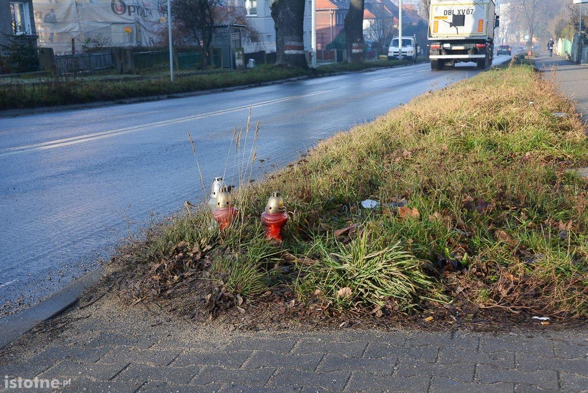 Tragedia na pasach. Śmiertelne potrącenie pieszego na ul. Kosiby