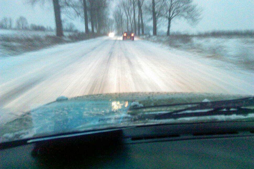 Niebezpiecznie na drogach naszego powiatu