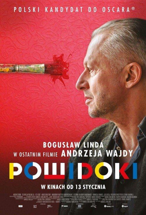 "Plakat filmu ""Powidoki"""