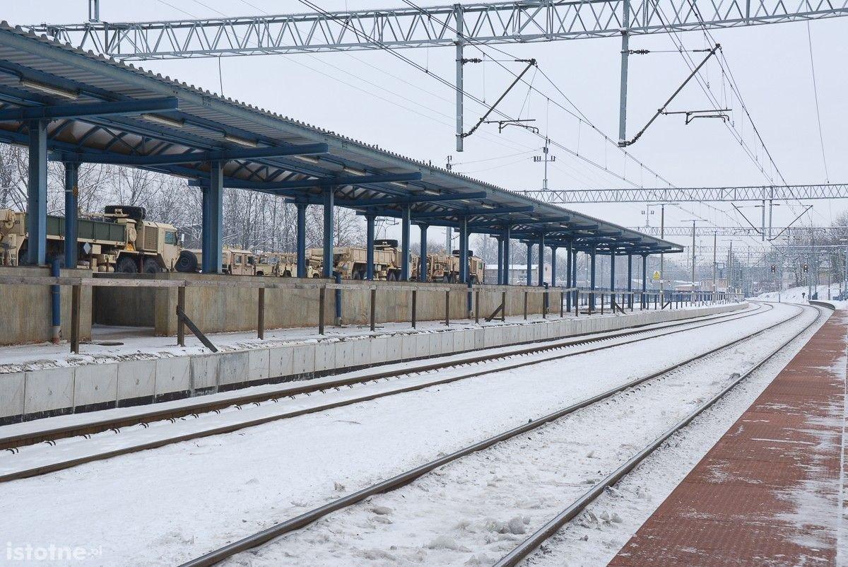 Kiedy będzie remont peronów na dworcu PKP?