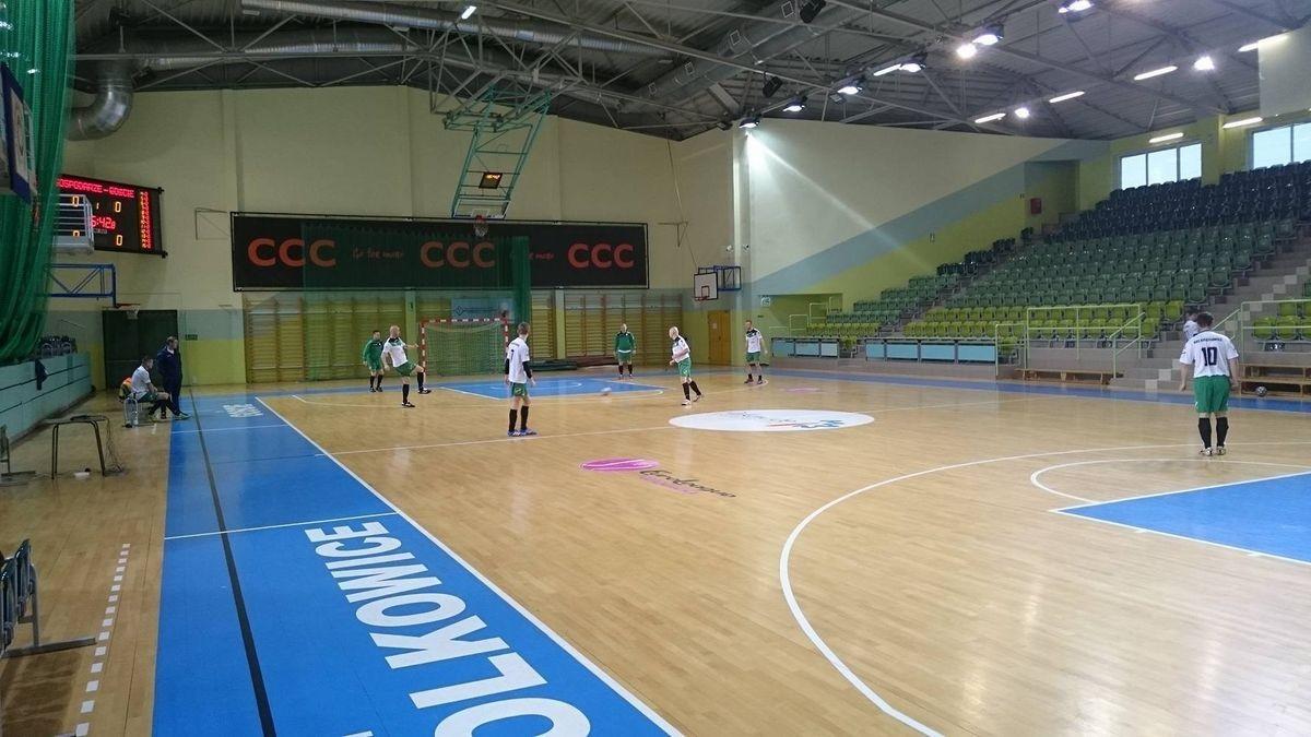 Automatyka BKS przegrała w Cuprum Polkowice 3:7