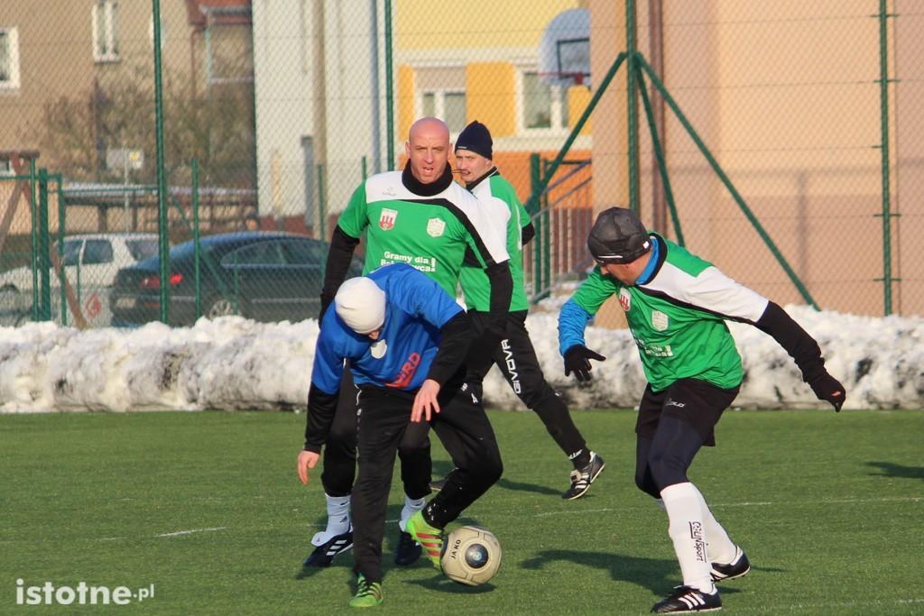 Mecz sparingowy Czarni Żagań - BKS