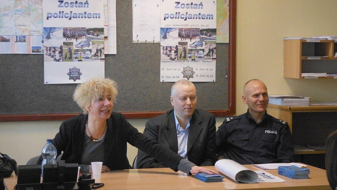 Policja zachęca do pracy w policji