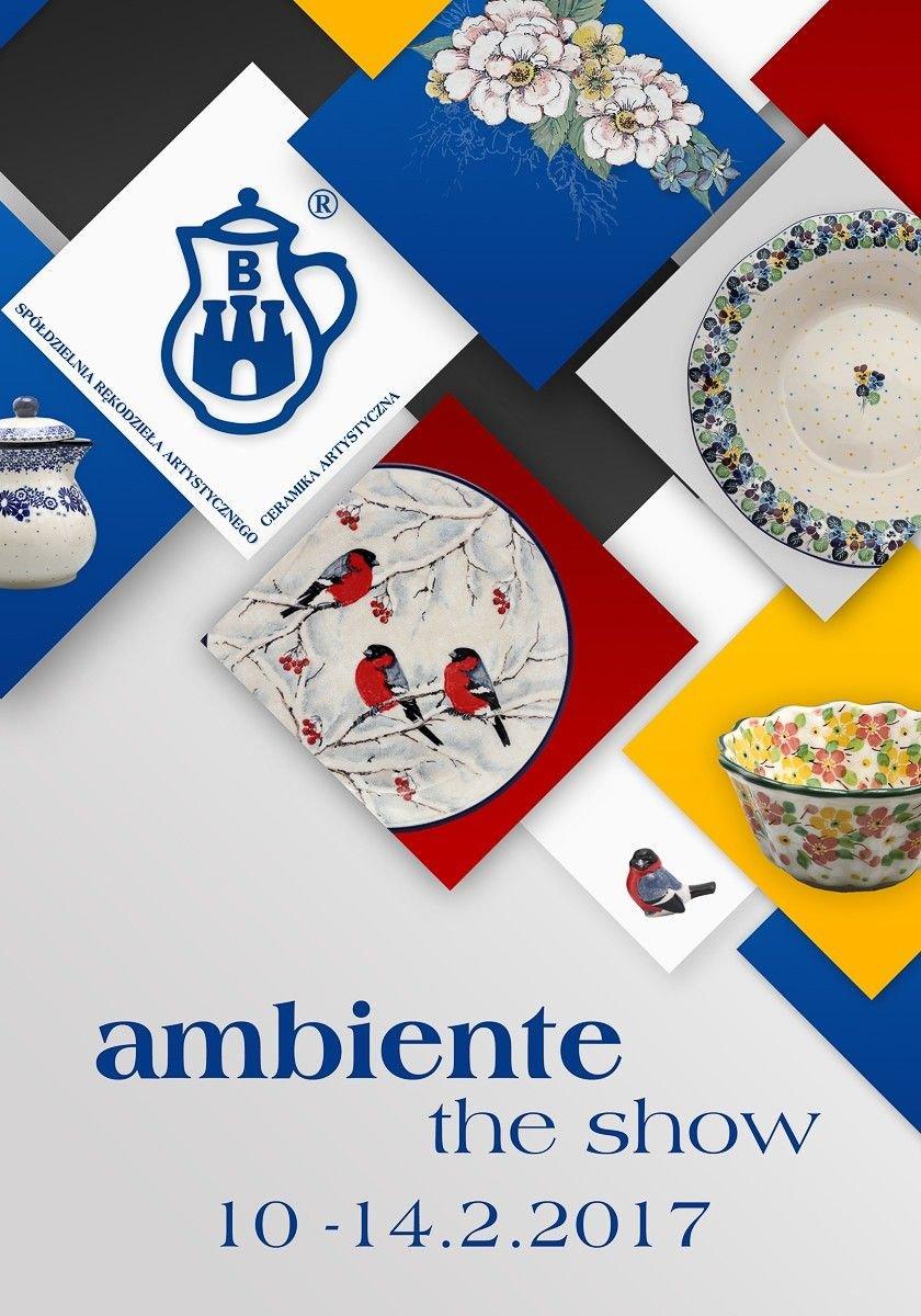Ceramika Artystyczna na Targach Ambiente we Frankfurcie nad Menem