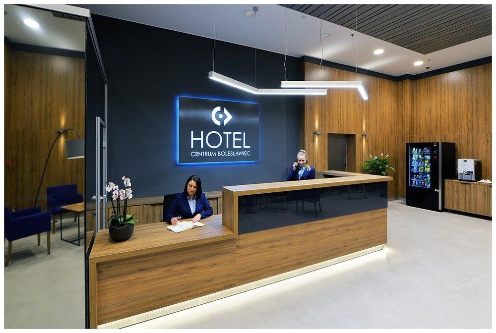 Hotel Centrum w Bolesławcu